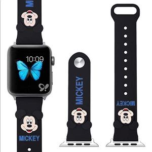 Mickey Mouse Apple Watch band New